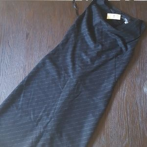 NWT Banana Republic will cowl neck dress